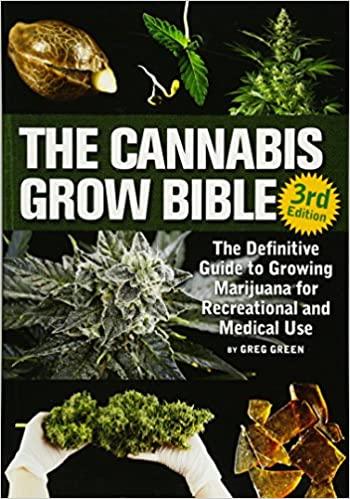 cannabis grow book