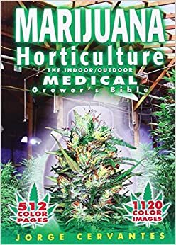 best cannabis grow book